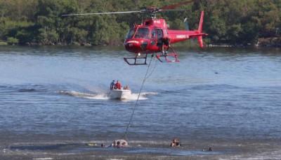 Morre sargento que estava no helicóptero da PM que caiu no Rio