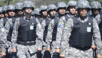 PM divulga processo seletivo para que policiais de MS possam entrar na Força Nacional