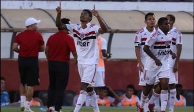 São Paulo bate Mirassol e vai às quartas da Copinha