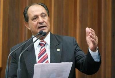 Deputado Zé Teixeira reivindica ambulância para transporte de pacientes em Caarapó
