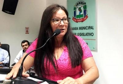 Vereadora Marinalva luta por construção de Escola no Capitão Vigário