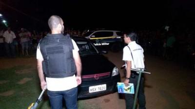 Acusado de atropelar e matar mulher permanece preso em Caarapó