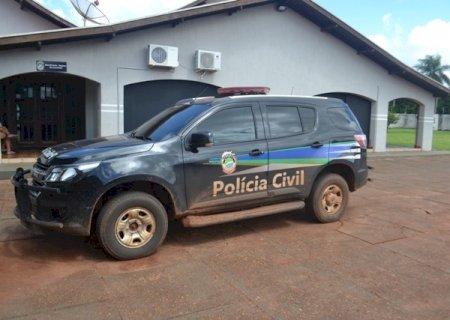 Homem é preso acusado de estuprar menina de nove anos em Caarapó