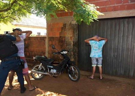 Policiamento em bairros é intensificado pela PM de Caarapó