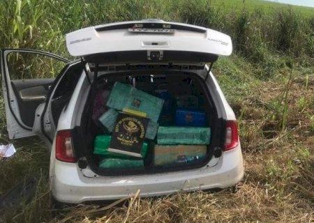 Em Caarapó, traficante fura bloqueio policial e morre em confronto com o DOF na MS-156
