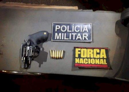 Em Caarapó, ação da Polícia Militar e Força Nacional prende 7 pessoas por associação criminosa