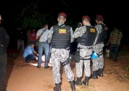 Em Caarapó, homem mata ex-cunhado após bebedeira em fazenda invadida