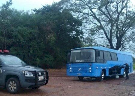 Com produção em alta no Paraguai, até motorhome transporta maconha em Caarapó