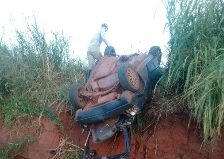 Capitão da Aldeia Taquara morre em acidente na MS-156 entre Caarapó e Juti