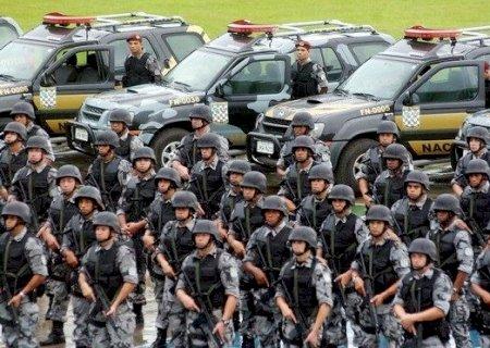 Prorrogada por mais 90 dias permanência da Força Nacional em Caarapó