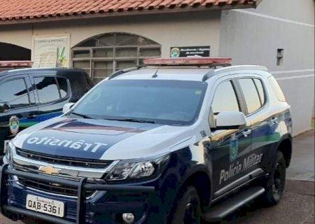 PM de Caarapó prende acusados de incêndios praticados nesta semana