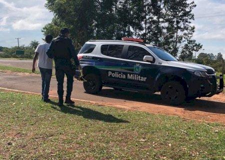 Polícia Militar evita suicídio de jovem em Caarapó