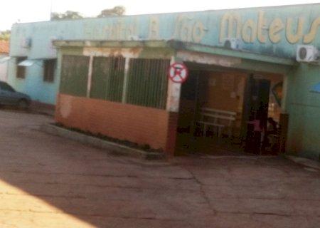 Reforma do hospital Hospital São Mateus, de Caarapó, começa em agosto