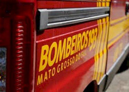 Polícia é chamada depois de quartel dos bombeiros ser furtado por detento em MS