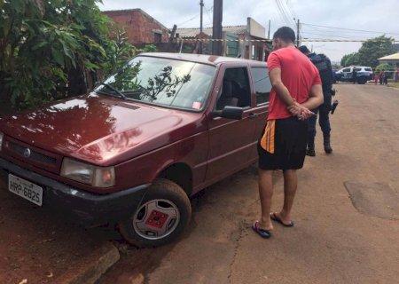 URGENTE: Dono de pizzaria é assassinado em Ponta Porã