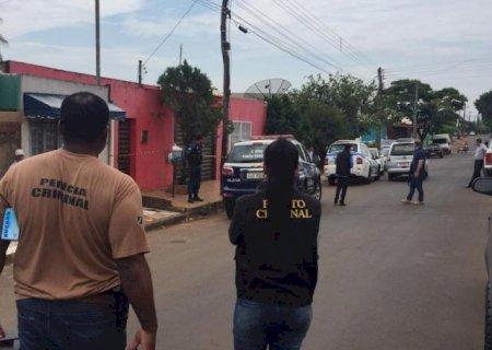 Homem é morto na frente do filho e polícia suspeita que alvo era outro em Ponta Porã