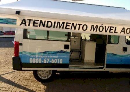 """Ponta Porã: Sanesul participa da Campanha """"Saindo do Sufoco"""""""