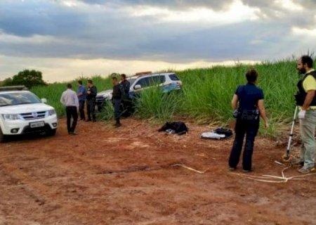 Morto com 8 facadas, taxista de Caarapó teve mãos e pés amarrados e foi queimado