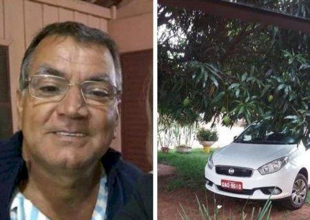 Taxista é encontrado morto vítima de latrocínio em Caarapó