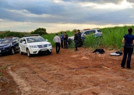 Taxista de Caarapó vítima de latrocínio foi morto com 8 facadas