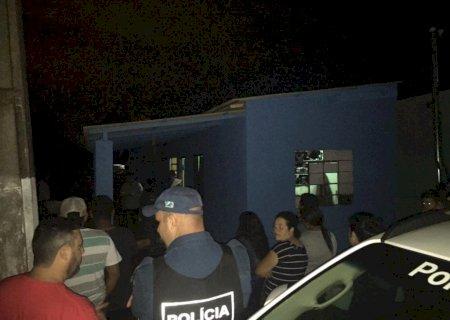 Idoso é morto a pauladas por assaltante no quintal de casa em MS