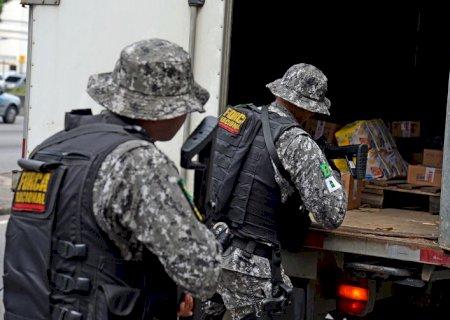 Ministro prorroga permanência da Força Nacional em Caarapó