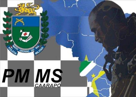 PM de Caarapó salva homem após reação alérgica