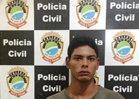 Em Ponta Porã, idoso foi morto com golpes de barra de ferro na cabeça ao ter moto furtada