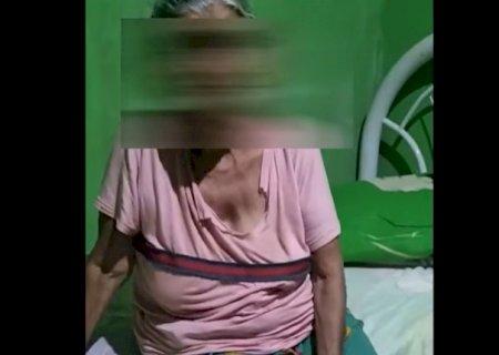 Nova Andradina: Acusada de agredir sogra idosa presta depoimento à polícia