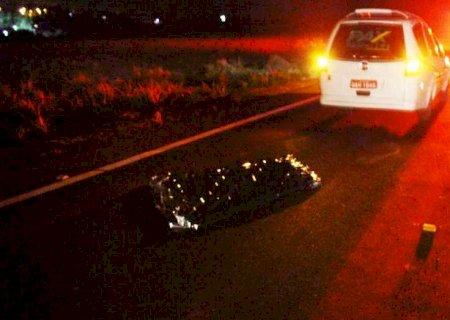 Homem morre atropelado por caminhão em Ponta Porã