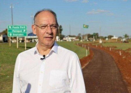 """Prefeito de Ponta Porã rebate alerta do EUA e diz que """"fronteira tem mar de calmaria\'"""