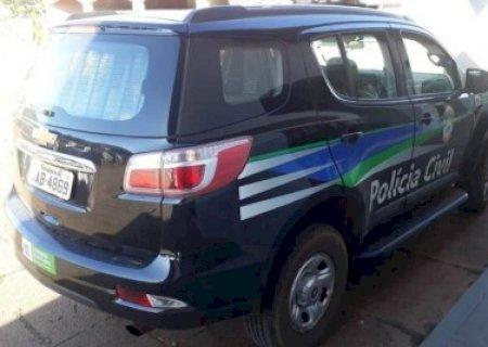 AGORA: Em Caarapó, homem assassinado em frente à casa de ex-prefeito estava com a mãe e esposa na residência