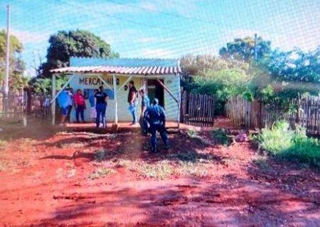 Corpo de homem executado com mais de 15 tiros é encontrado na fronteira