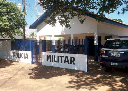 Em Juti, Polícia Militar prende mulher por ameaça, dano e violação de domicílio