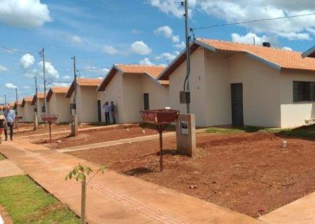 Sanesul leva água para 141 famílias em Ivinhema