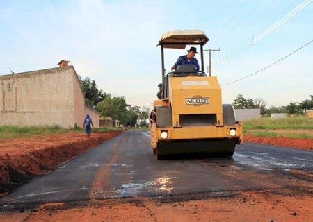 Empresa vence licitação de R$ 2,9 milhões para pavimentar bairros em Ivinhema