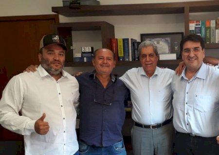 MDB se fortalece e filia ex-prefeito, vereador e ex-vereador visando eleições em Glória de Dourados