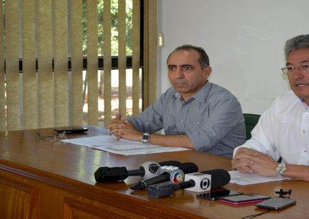 Hashioka deixa Secretaria de Administração para disputar prefeitura de Nova Andradina