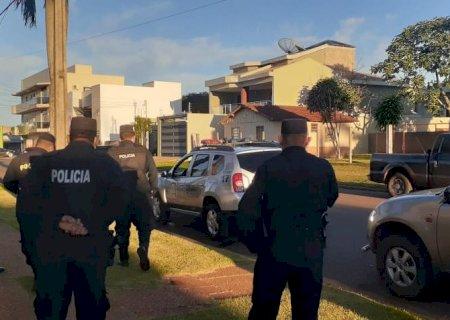Casa da sogra: Depois de passar o dia no Brasil, prefeito paraguaio será levado para quarentena