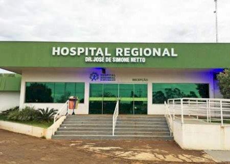 Hospital de Ponta Porã recebe R$ 1,4 milhão para dez novos leitos de UTI