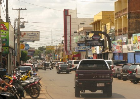 Comércio do Paraguai reabre mas brasileiros ainda não podem voltar as compras por causa das fronteiras fechadas