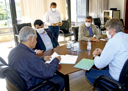 Vicentina recebe investimentos para obras que vão abrigar novas empresas