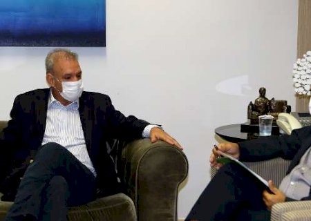 Geraldo Resende desiste de candidatura a prefeito e continua no governo