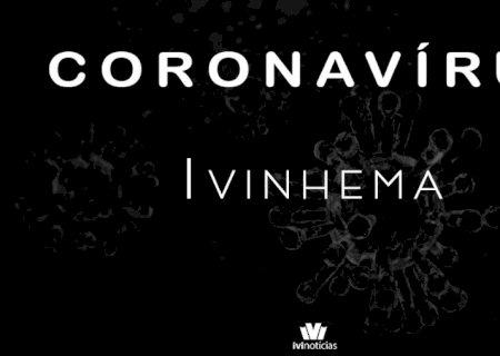 IVINHEMA: Município confirma 19 casos de coronavírus