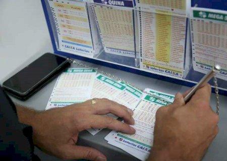 Aposta única acerta os 6 números e leva R$ 45,5 milhões da Mega-Sena