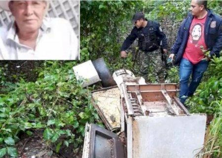 Encontrado corpo de ex-morador em Glória de Dourados que estava desaparecido na fronteira