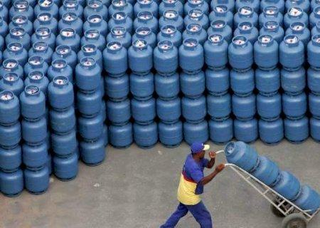 Petrobras aplica nesta quinta reajuste de 5% preço no gás de cozinha