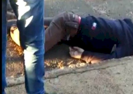 Homem é morto com mais de cinco tiros na fronteira
