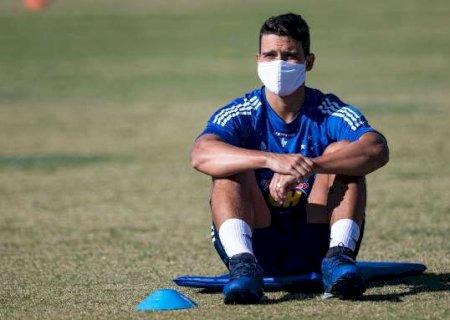 Campo-grandense Jean, volante do Cruzeiro, testa positivo para covid