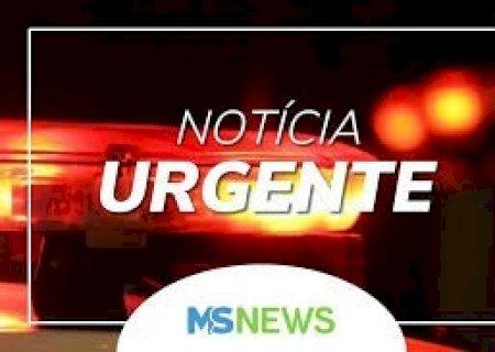AGORA: Acidente com morte é registrado entre Deodápolis e Lagoa Bonita